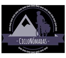 Logotipo de CicloNómadas