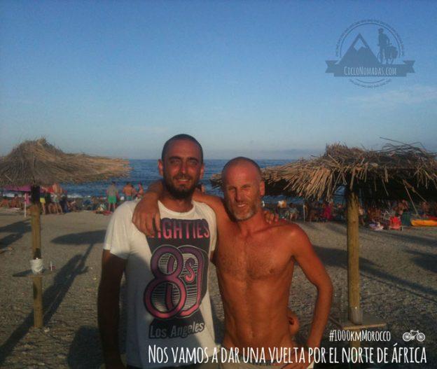 Cicloturismo Marruecos